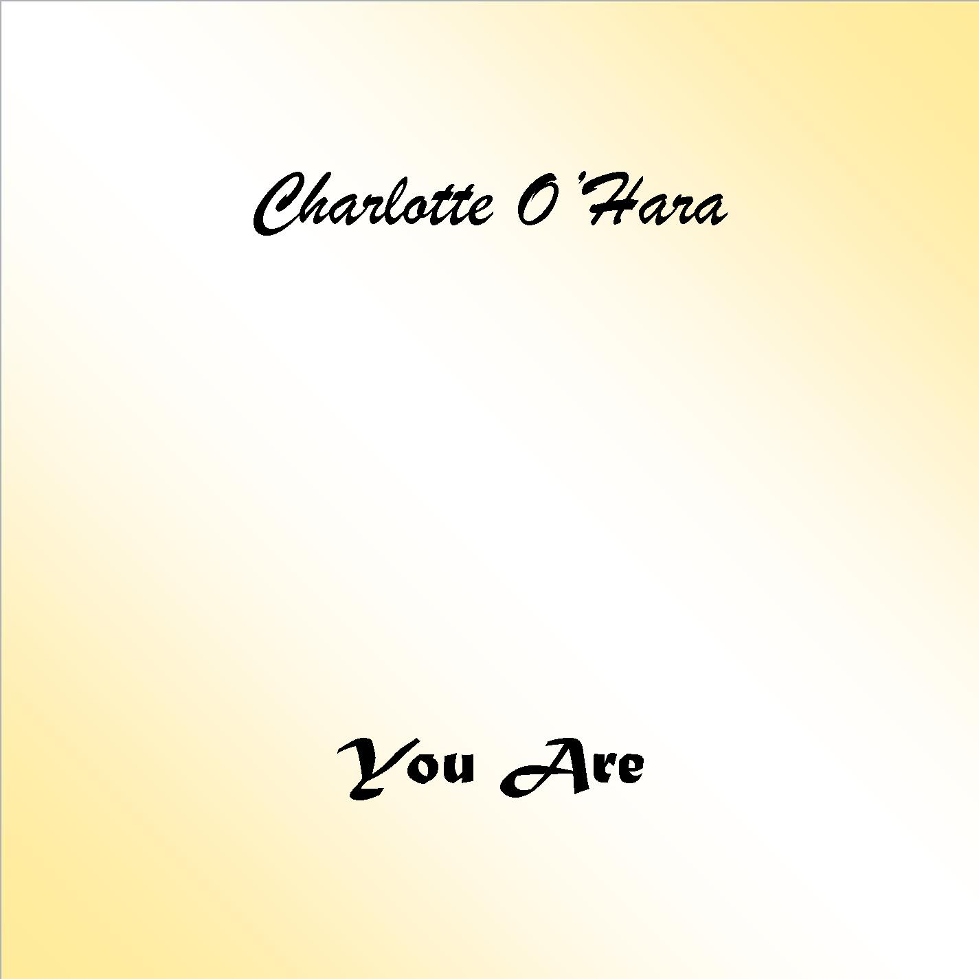 You Are cover jpeg